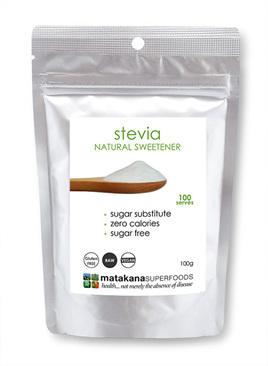 Matakana Superfoods Stevia Natural Sweetener 100g