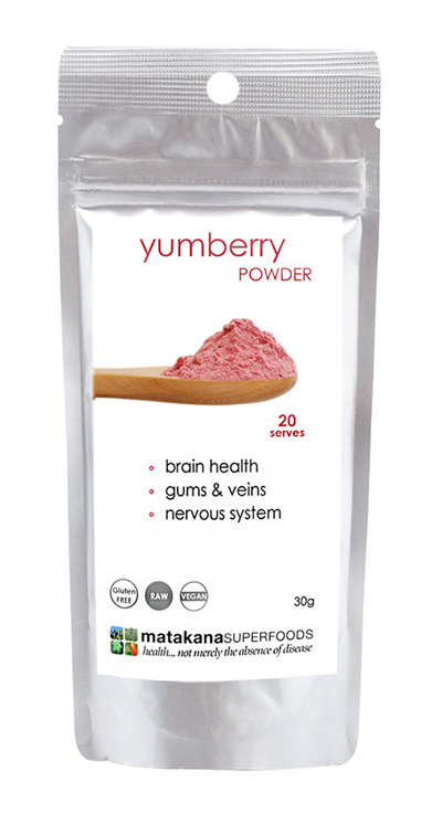 Matakana Superfoods Yumberry Powder 100g
