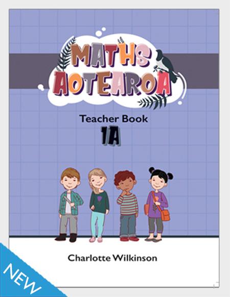 Maths Aotearoa 1a Teacher Book