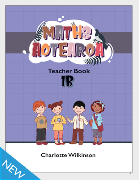 Maths Aotearoa 1b Teacher Book