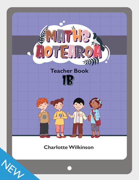 Maths Aotearoa 1b Teacher eBook