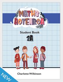 Maths Aotearoa 2a Student Book