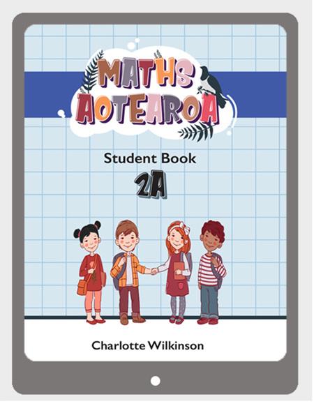 Maths Aotearoa 2a Student eBook