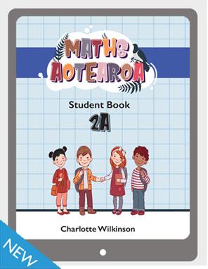 Maths Aotearoa 2a Student eBook - buy online from Edify
