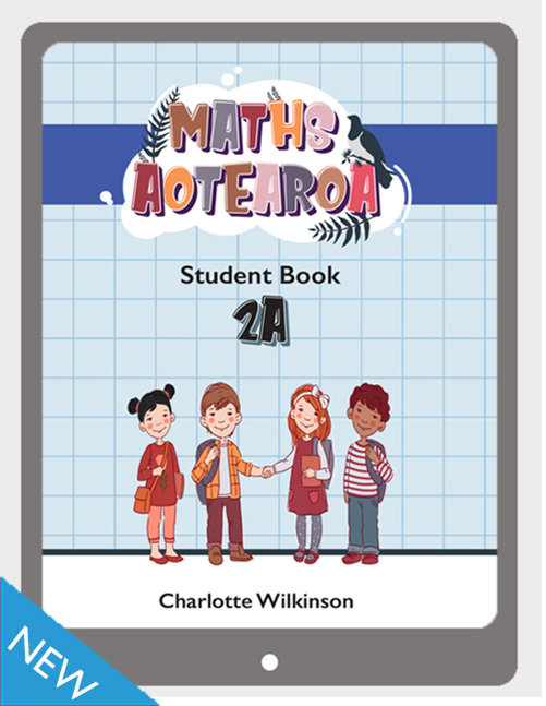 Maths Aotearoa 2a Student eBook - buy online from Edify
