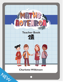 Maths Aotearoa 2a Teacher eBook