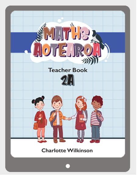 Maths Aotearoa 2a Teacher eBook