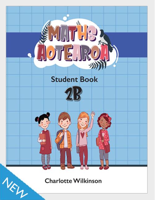 Maths Aotearoa 2b Student Book - buy online from Edify