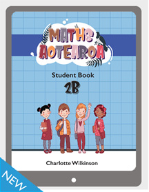Maths Aotearoa 2b Student eBook