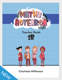 Maths Aotearoa 2b Teacher Book