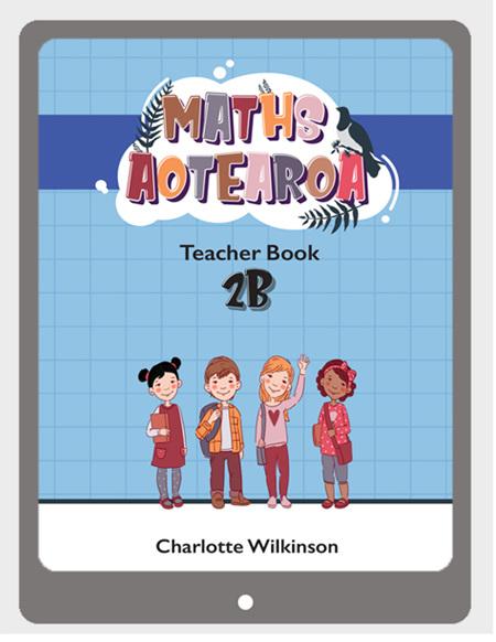 Maths Aotearoa 2b Teacher eBook