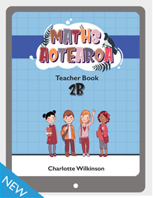 Maths Aotearoa 2b Teacher eBook