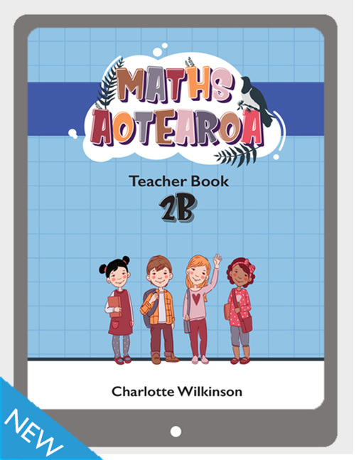 Maths Aotearoa 2b Teacher eBook - buy online from Edify