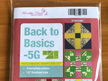 Matilda's own Back to Basics - 5G Patchwork Template Set