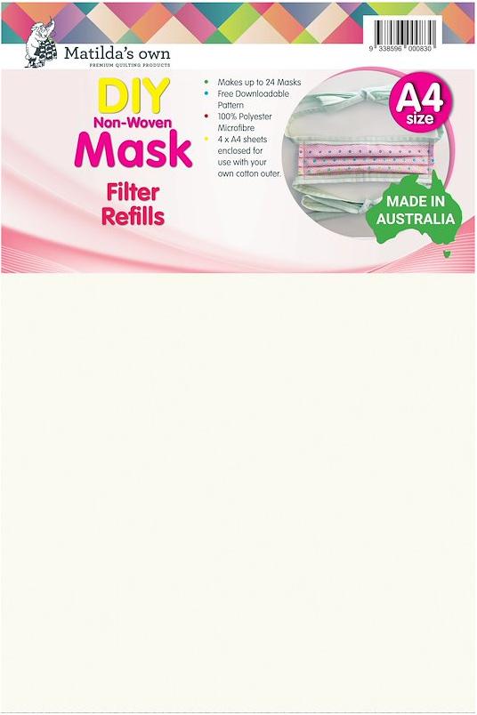 Matilda's Own Mask Filter Inserts
