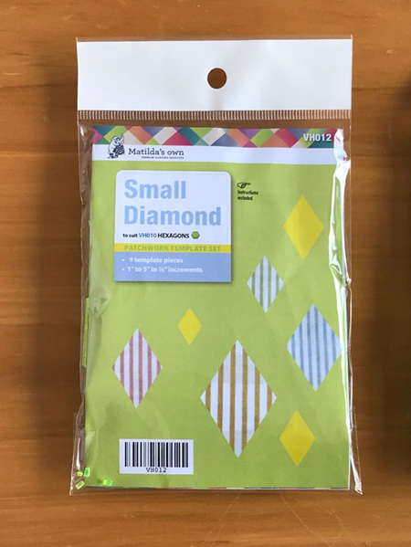 "Matilda's own Small Diamond Set (1"" to 5"")"