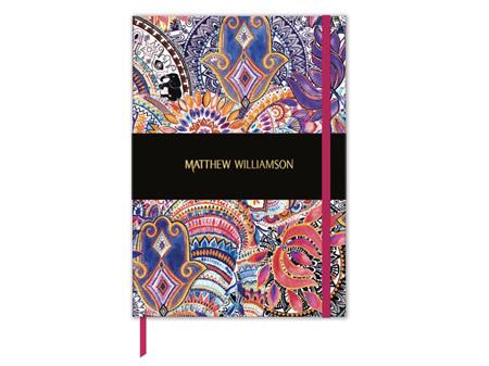 Matthew Williamson Deluxe Journal Jaipur Jem