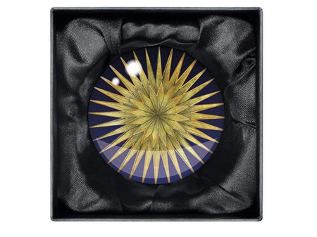 Matthew Williamson Stardust Crystal Paperweight