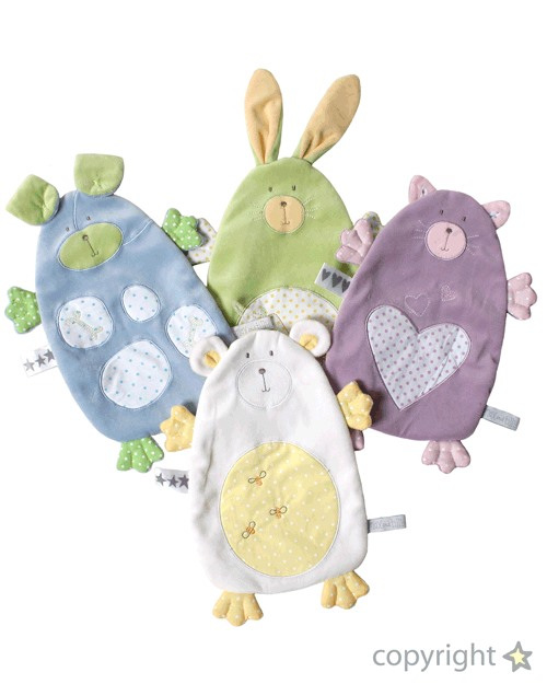 Max and Tilly comforter blanket perfect as a new born gift or for toddler