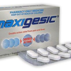 Maxigesic Tablets