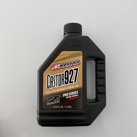 MAXIMA 927 CASTOR OIL 1 LTR