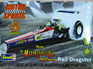 Revell 1/24 Tom Mongoose McEwen Rail Dragster