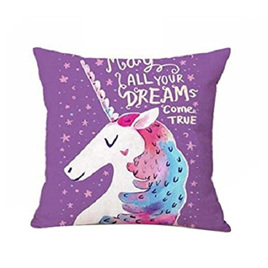 MAY ALL YOUR DREAMS COME TRUE CUSHION COVER