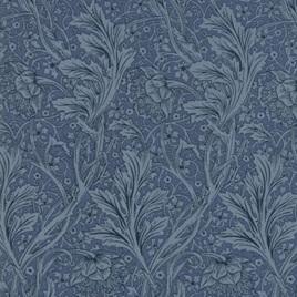 May Morris Studio Arcadia Blue 7346-19