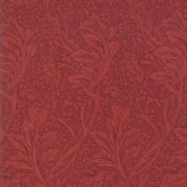 May Morris Studio Arcadia Crimson 7346-16