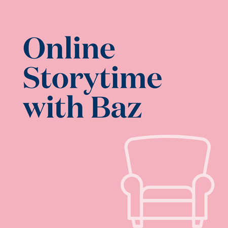 May Storytime with Baz