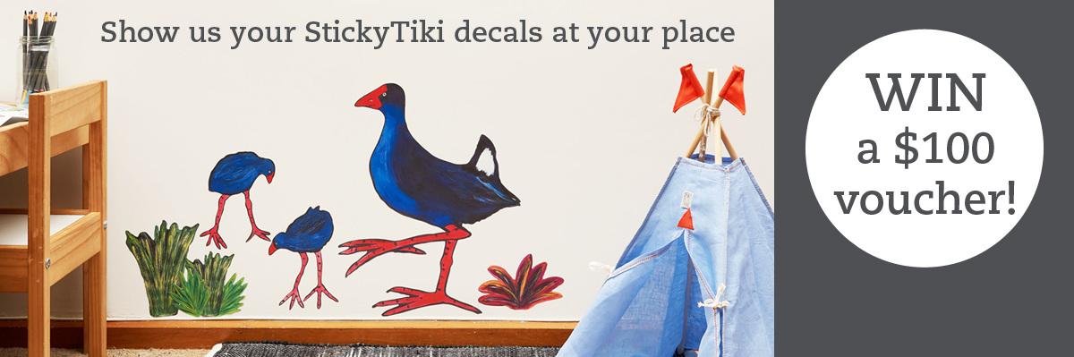 StickyTiki Photo Competition