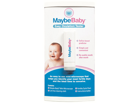 Maybe Baby Easy Ovulation Tester