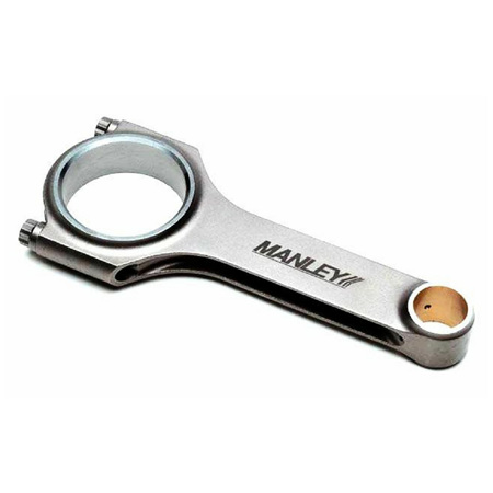 Mazda 3 MZR 2.3l DISI Turbo Manley H Beam Conrods (22mm Pin Diameter) - 14030-4