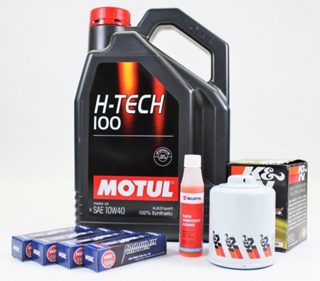 Mazda MX5 BP 1.8l 98-04 Service Pack - Fully Synthetic