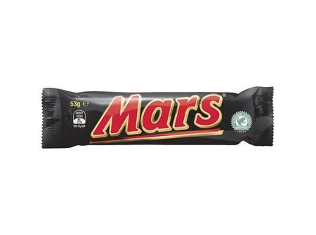 MB MARS BAR 53G