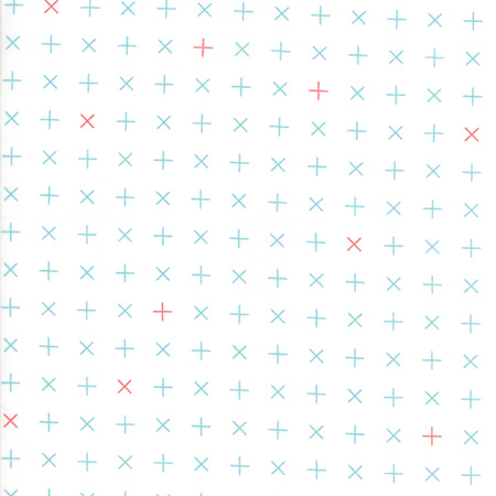 MBC - Geometric Crosses in Teal 1645 - 11