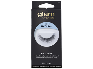 M'CARE Glam Taylor Lashes