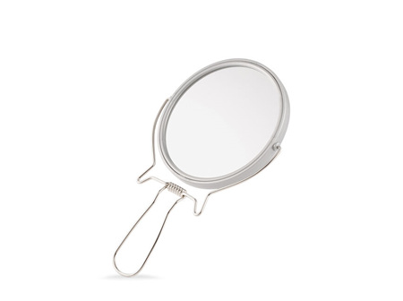 M'CARE Mirror W/Handle L Lge