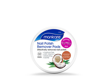 M'CARE N/P Remover Pads Coconut 32