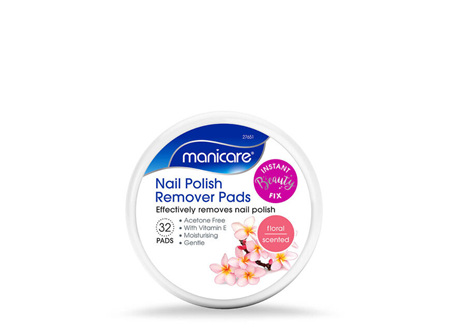M'CARE N/P Remover Pads Floral 32