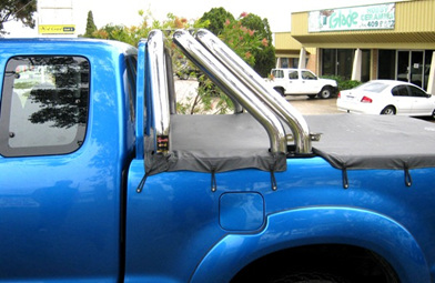 MCC 032-03 Swing Out Roll Bar