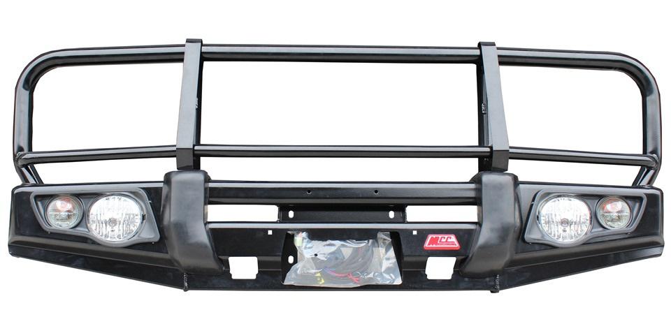 Nissan Navara D40 Stx Winch Bumper Winch Co Nz