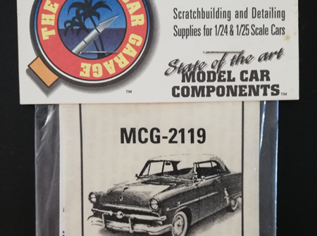 MCG 1/25 1953 Ford Victoria Detail Set (MCG-2119)