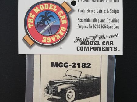 MCG 1/25 40 Ford Convertible Detail Set (MCG-2182)
