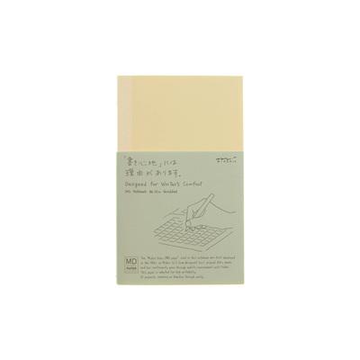 MD Paper notebook - B6 slim - SQUARED