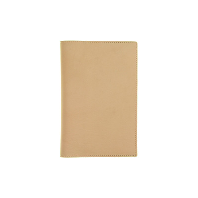MD Paper notebook cover - LEATHER - A6