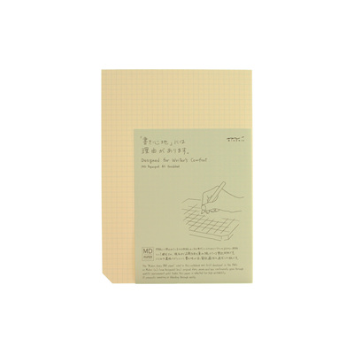 MD Paper pad - A5 - SQUARED