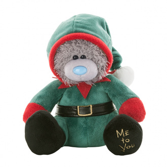 Me to you Christmas elf bear
