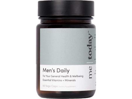 me today Men's Daily 60 Vege Caps