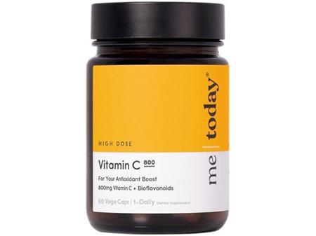 me today Vitamin C 800 60 VegeCaps